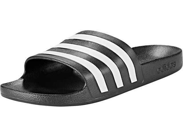 adidas Adilette Aqua Slides Heren, core black/ftwr white/core black
